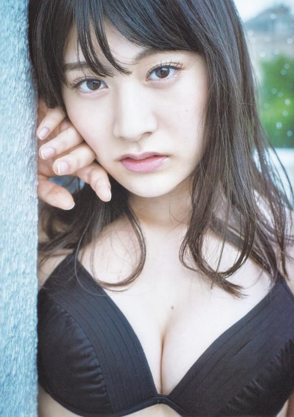 NGT48の女子高生エース加藤美南(17)筋肉質な成長中お○ぱいがでかなってる