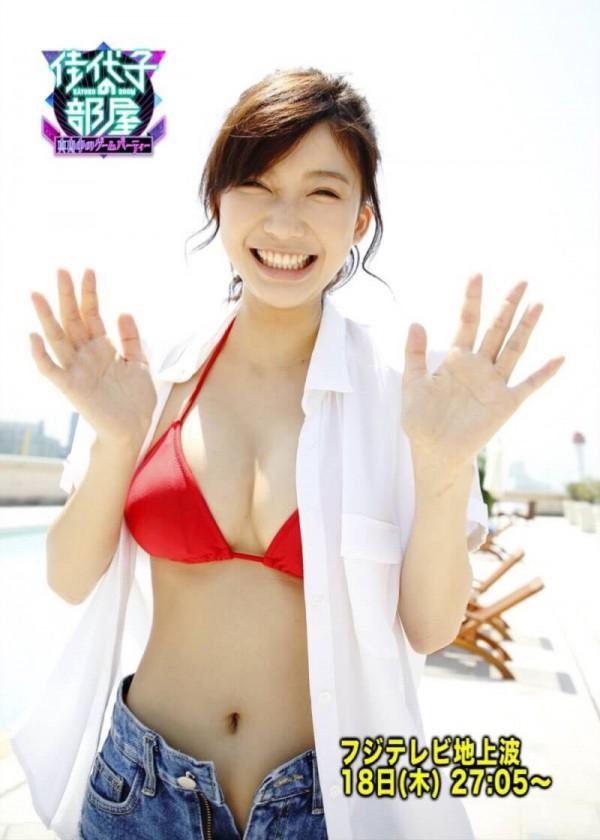 リアル峰不二子こと小倉優香(18)初脱ぎCM撮影裏側でのお○ぱいのハリがヤベェ