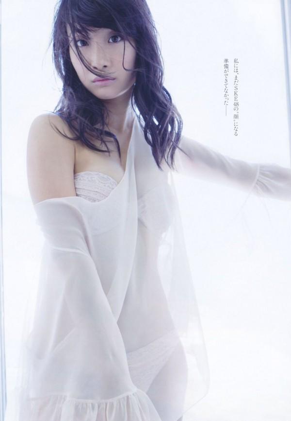 元SKE48女子アナ柴田阿弥、初写真集のおっぱいビキニ先行カット公開
